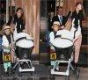Mercredi 6 Juin  2012 : Jessica , Cash , Honor & Haven quittant leur Hotel pour se rendre à l'aéroport JFK