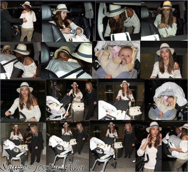 Dimanche 15 Juillet 2012 : Jessica , Honor , Haven & Cathy visitant Capri . Le soir , elles sont arrivées à l'aéroport LAX .