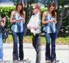 """Mardi 31 Juillet 2012 : Jessica cherchant des nouveaux bureaux pour sa companie """" The Honest Company"""" dans Montebello. Le soir , Elle s'est rendue au restaurent """" Sushi Park """" sur Sunset Boulevard"""