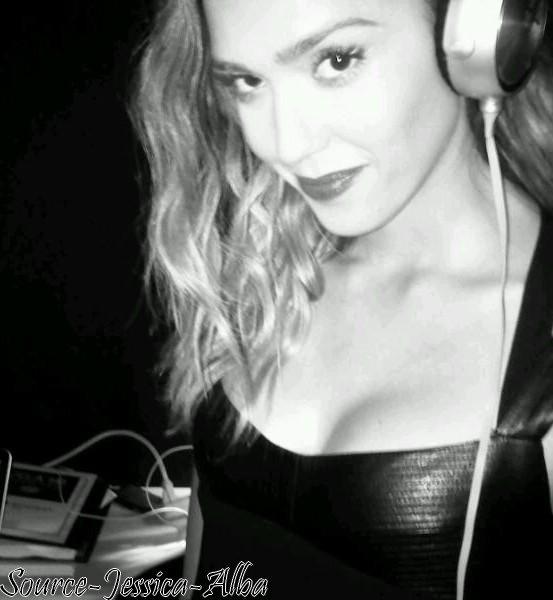 Vendredi 7 Décembre 2012 : Jessica s'est rendue au Spike Tv Vidéo Game Awards