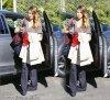 Vendredi 11 Janvier 2013 : Jessica allant à son bureau