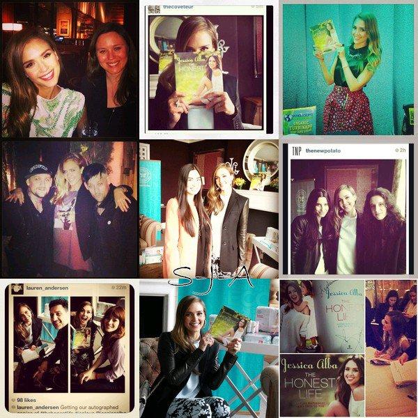 Lundi 11 Mars 2013 : Jessica dans New York