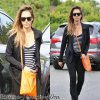 Jeudi 16 mai 2013 : Jessica allant faire des courses à Bristol Farms