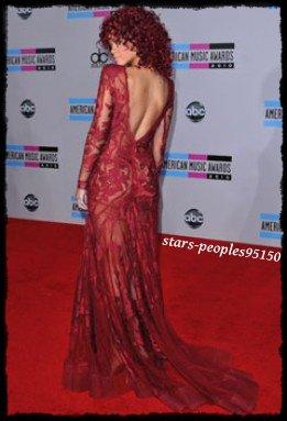 American Award music Rihanna