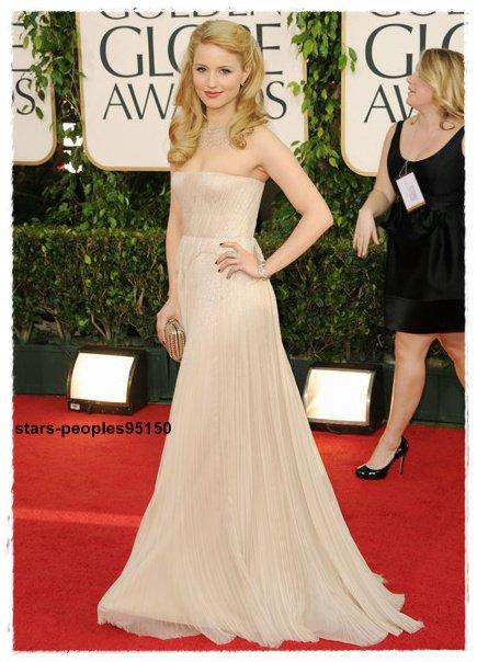 Les plus belle tenus des Golden Globe