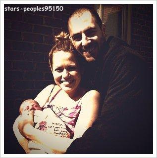 Bethany Joy Galeotti & leur Bébé