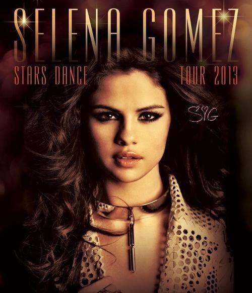 Selena Gomez STARS DANCE TOUR 2013 !!!