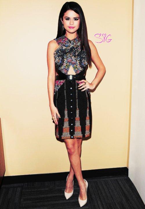 Selena Gomez à The Ellen Show !