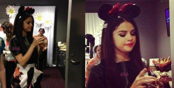 Selena Gomez à Radio Disney Music Award ( RDMA ) hier.