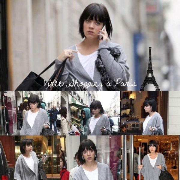 Lily  est à Paris !