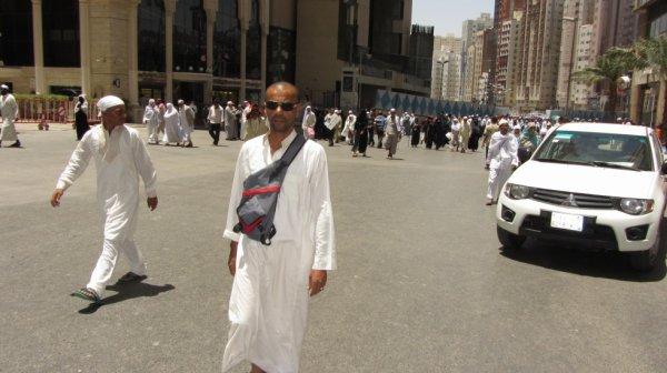 Mon pere a la Mec
