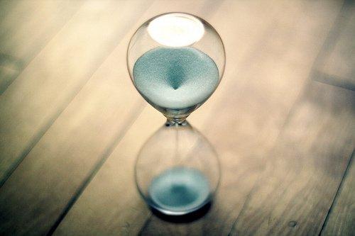 Le temps entre nos mains!