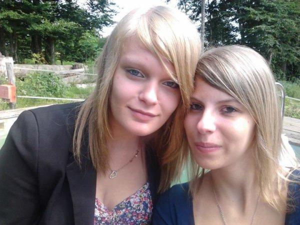 Morgane ! Ma Blondasse (❤)