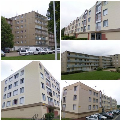 Grand-Couronne - Mesliers (Parc Diderot)