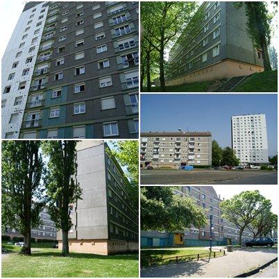 Canteleu - Cité Verte
