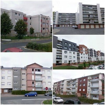 Grand-Quevilly - le Bourg