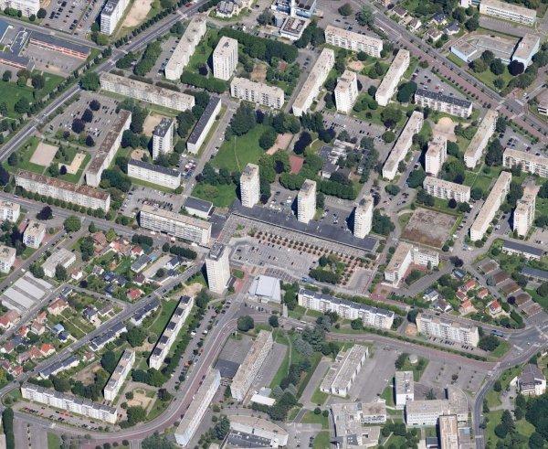 Mont-Saint-Aignan - Colbert