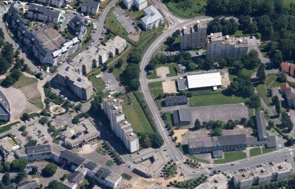 Canteleu - Centre ville