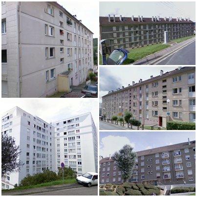 Notre-Dame-de-Bondeville - Centre-ville Est (Jean Moulin)