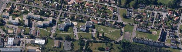 Oissel - Cité des Oiseaux