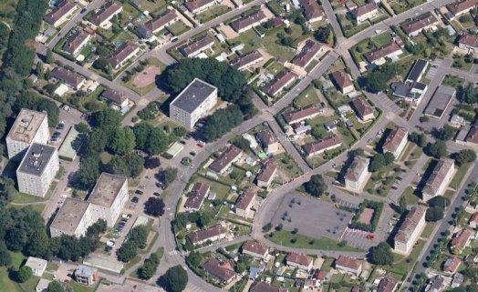Oissel - Cité des Violettes