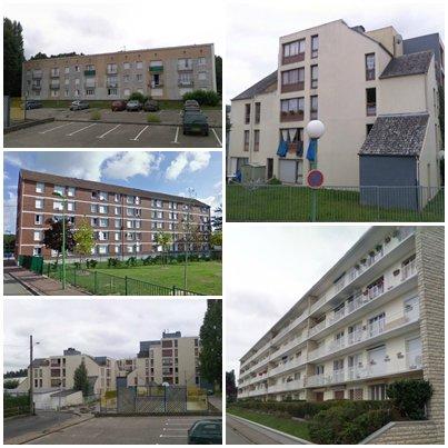 Saint-Etienne-du-Rouvray - Thorez (le Village)
