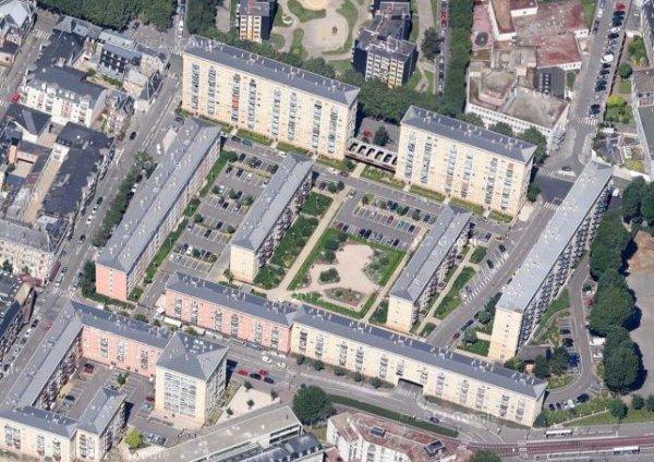 Rouen rive droite - Martainville