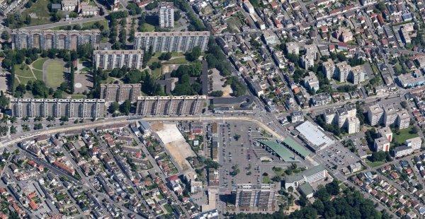 Sotteville-lès-Rouen - Centre ville (Zone Verte)