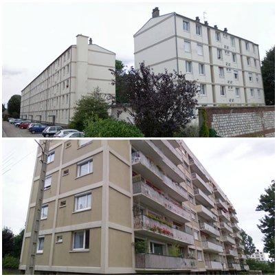 Petit-Quevilly - Quartier Sud/Bruyères (Camot)