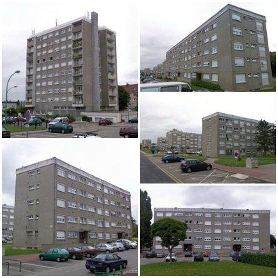 Saint-Etienne-du-Rouvray - Toit Familial