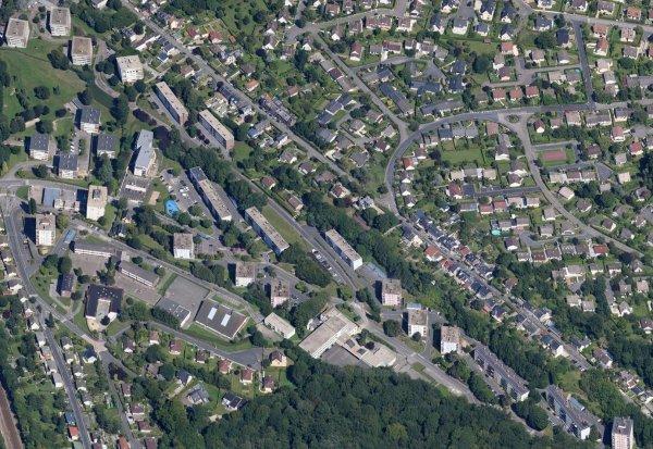 Déville-lès-Rouen - Fontenelle