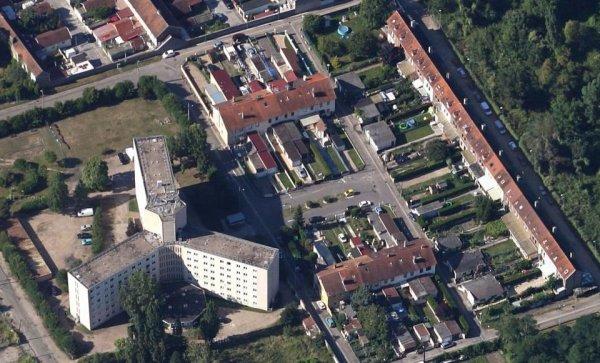 Oissel - Cité Leverdier