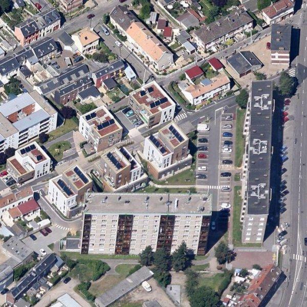 Sotteville-lès-Rouen - Cité Grenet