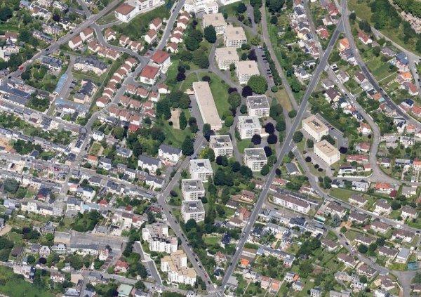 Rouen rive droite - Saint-Hilaire