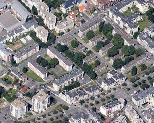 Rouen rive gauche - Saint-Sever (boulevard de l'Europe)