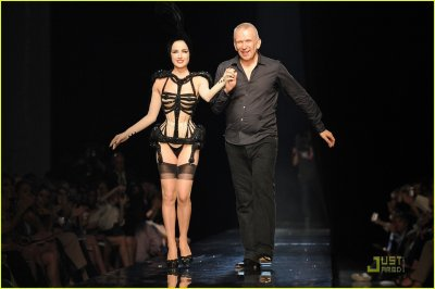Dita Von Teese & Jean Paul Gaultier
