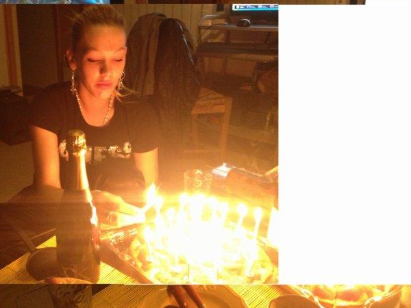 my birthday le 30september paris
