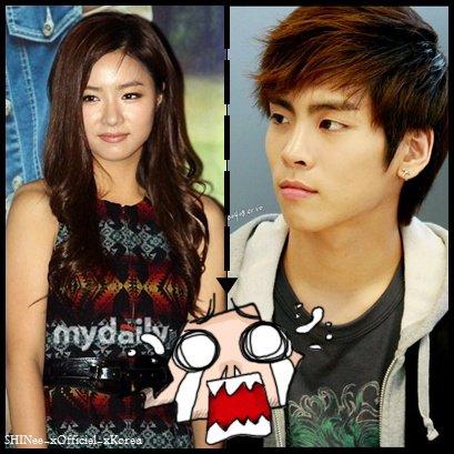 JongHyun & Shin Sekyung se sont séparés
