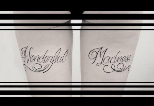 *Wonderful Madness