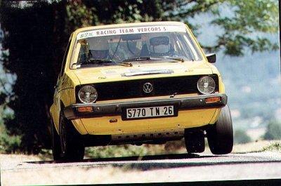 Golf 1 Gti Rallye