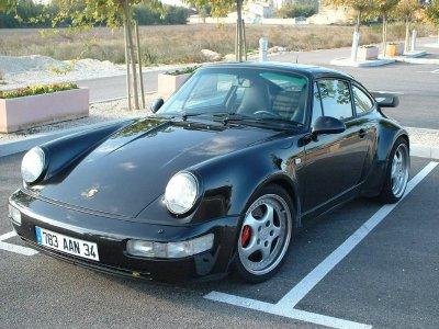 Porshe 911 3.6 Turbo