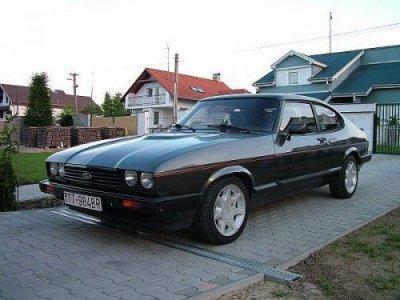 Ford Capri 2.8L Turbo V6