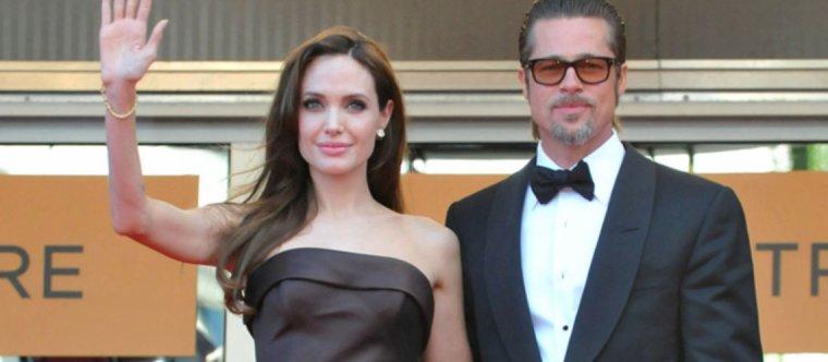 Brad Pitt et Angelina Jolie enfin marié