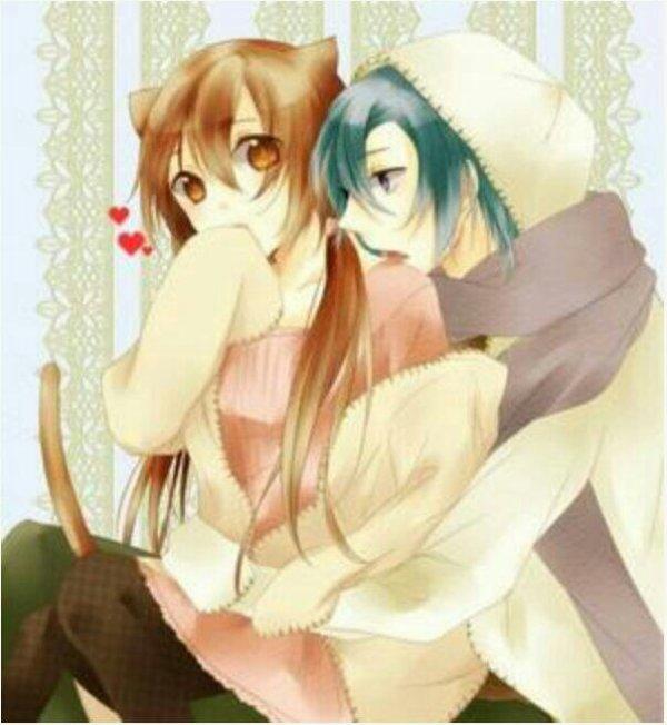 Gage avec Neko-chan