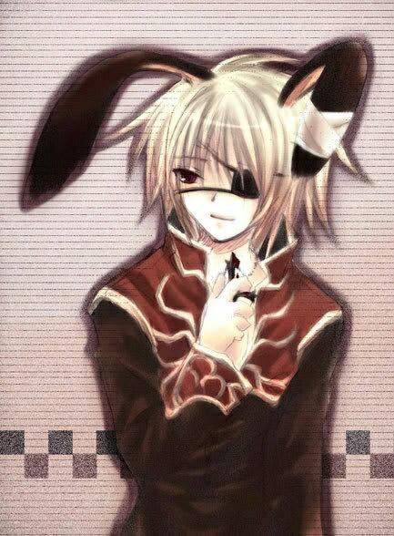 Gage bunny boy