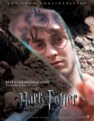Harry Potter et les reliques de la mort part-1 Avis x)