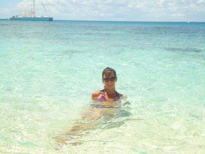 les Caraïbes...j'y suis!!