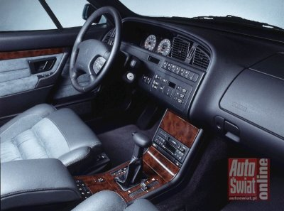 Old Photoshop: Integral Leather on Citroën XM