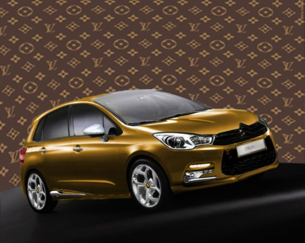 Old Photoshop: Citroën C3 III