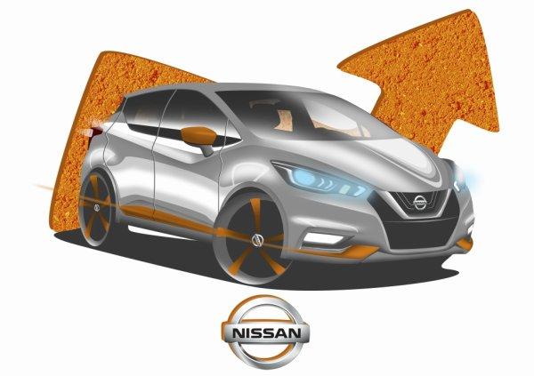 Nissan Micra Actual gen